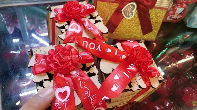 جعبه-شکلات دار