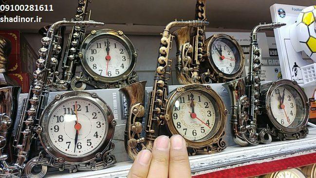 ساعت-ساکسیفون