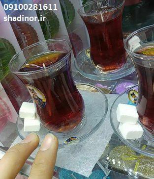شمع-چای