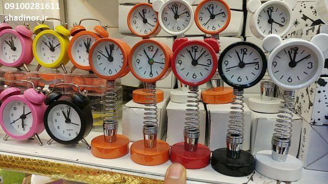 ساعت-فنری