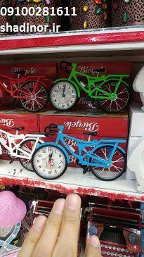 ساعت-دوچرخه ای