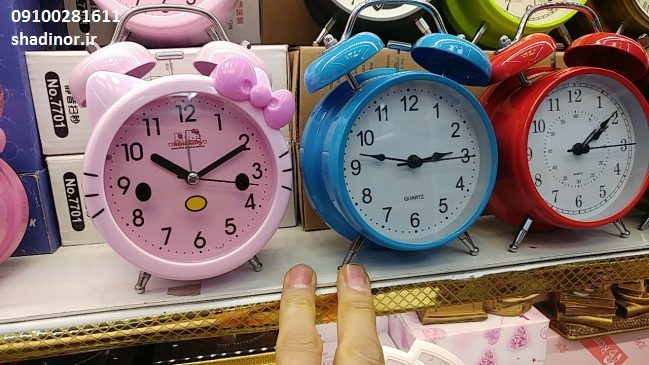 ساعت-شماته ای