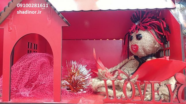 عروسک-کلبه