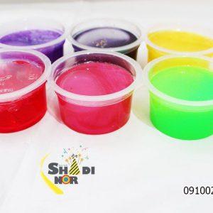 خرید آنلاین انواع اسلایم ساده در پک 6 تایی و 12 تایی در سایت کاریشاپ
