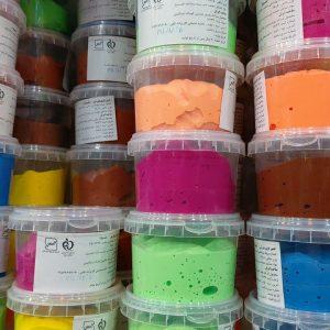 خرید و فروش عمده لوازم ضداسترس و سرگرمیخمیر چن لی در سایت کاریشاپ