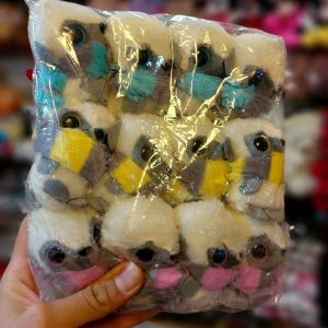 پخش عمده انواع عروسک جاسوییچی طرح خرگوش،کیتی و..در سایت کاریشاپ