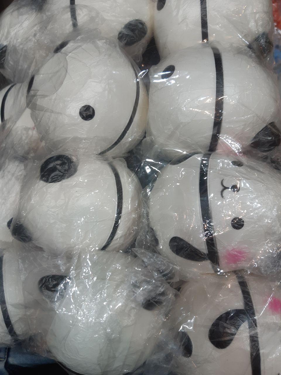 پخش عمدهاسکوایش پاندا ،گربه،پنگوین،کیتی لیوانی