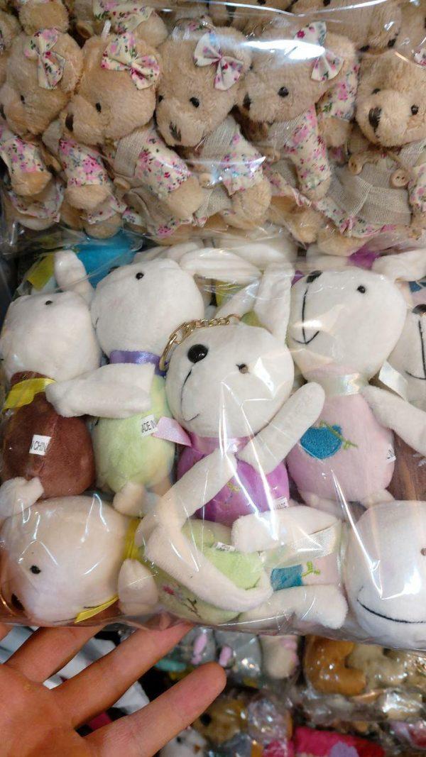 فروش عمده انواع آویزانی طرح خرگوش ،موشی،هاپو