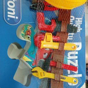 سفارش عمده اسباب بازی ست ابزار در کاریشاپ