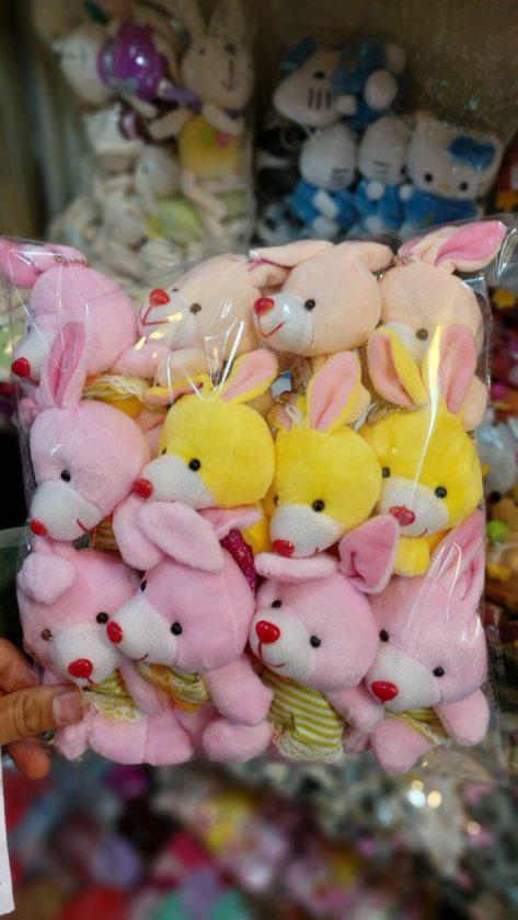 سفارش عمده انواع آویزانی گاوی ،خرگوش،خرسی در کاری وبسایت