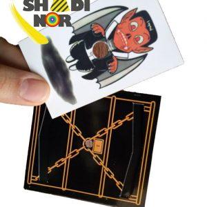 پخش عمده لوازم شعبده بازی کارت زندانی