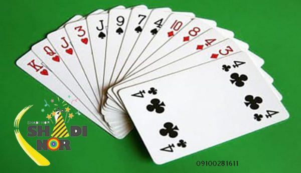 پخش عمده لوازم شعبده بازی کارت کی شو