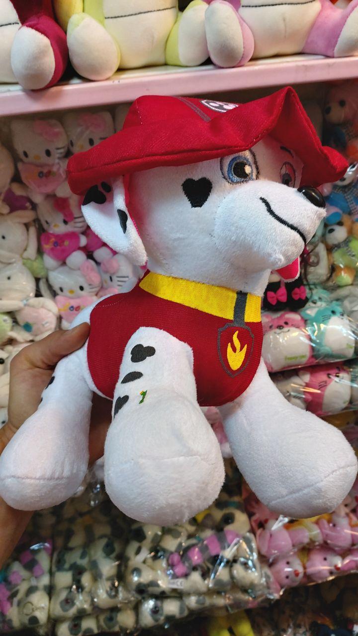 فروش عمده اسباب بازی عروسک سگ آتش نشان و یونیکورن