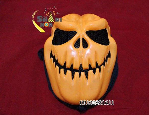 سفارش عمده لوازم هالووین ماسک لبخند هالووین با شنل