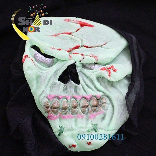 قیمت عمده لوازم هالووین ماسک شبتاب هالووین
