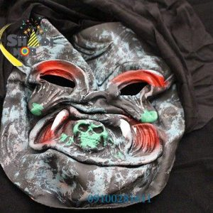 پخش عمده لوازم هالووین ماسک ترسناک هالووین
