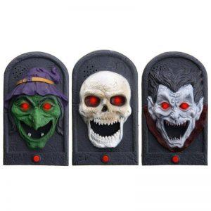 سفارش عمده لوازم هالووین انواع زنگ هالووین