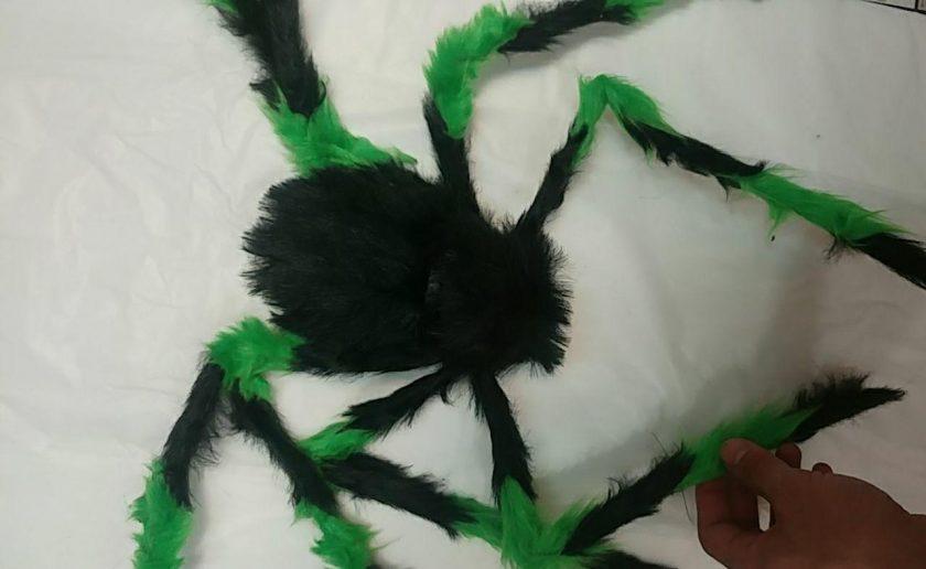 قیمت عمده انواع لوازم هالووین و لوازم شوخی انواع عنکبوت