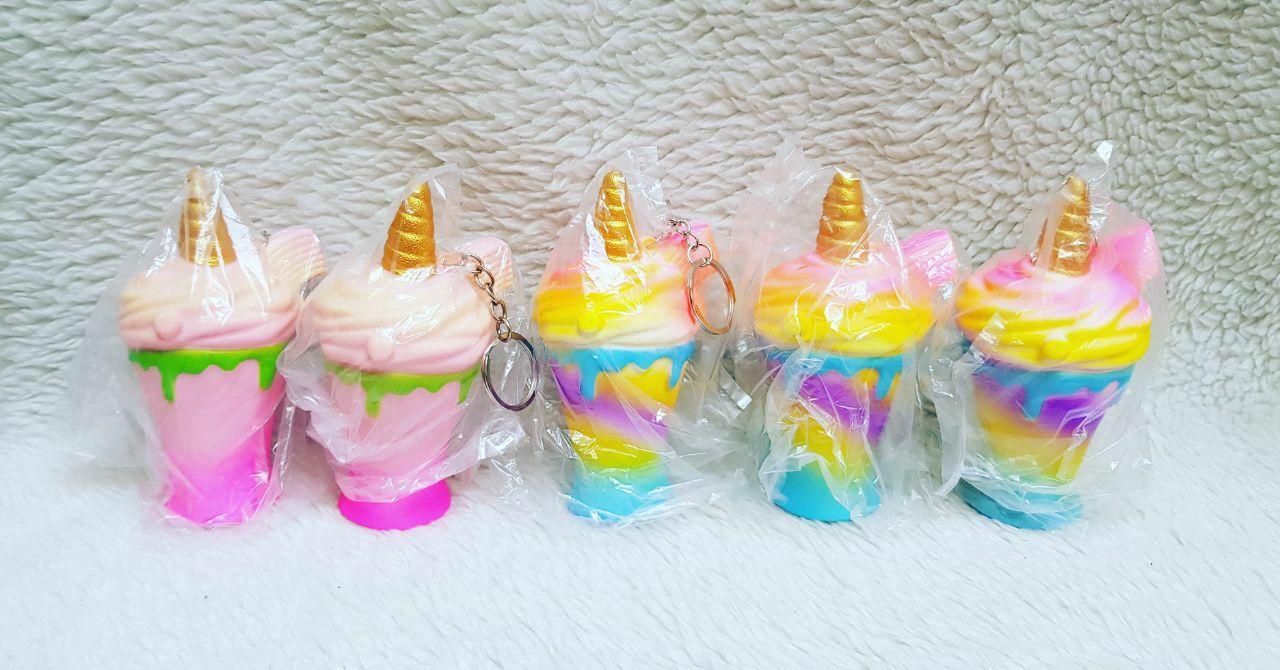 پخش عمده لوازم ضد استرس اسکویشی بستنی لیوانی