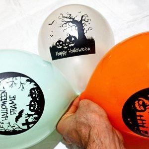 پخش عمده لوازم هالووین بادکنک میکس هالووین