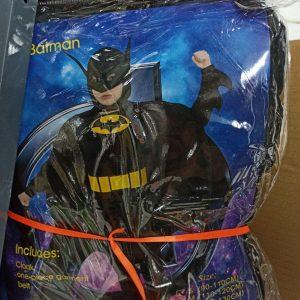 پخش عمده لوازم هالووین لباس پسرانه طرح بتمن و دلقک