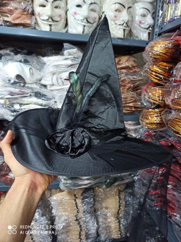 خرید عمده لوازم هالووین انواع کلاه هالووین