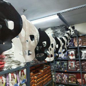 پخش عمده لوازم هالووین انواع ریسه سه بعدی هالووین