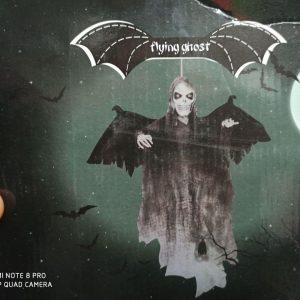 سفارش عمده لوازم هالووین انواع آویز زامبی متحرک هالووین