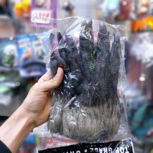 قیمت عمده لوازم هالووین ماسک کلون ، دستکش هیولا