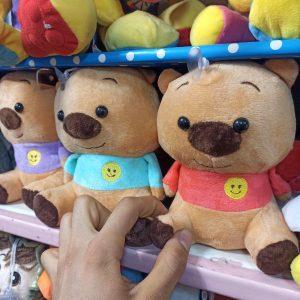 فروش عمده اسباب بازی عروسک خرسی