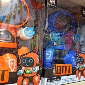 پخش عمده اسباب بازی های خاص ربات طرح هشت پا